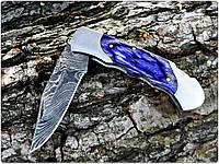 Нож дамасский Клинок ручная работа K1 BL3
