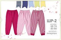 Детские штанишки для самых маленьких