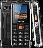 Uhans V5, 2500 мАч, 2 SIM, фонарик, громкий динамик, функция PowerBank.