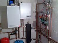 Автономное отопление . Монтаж системы отопления