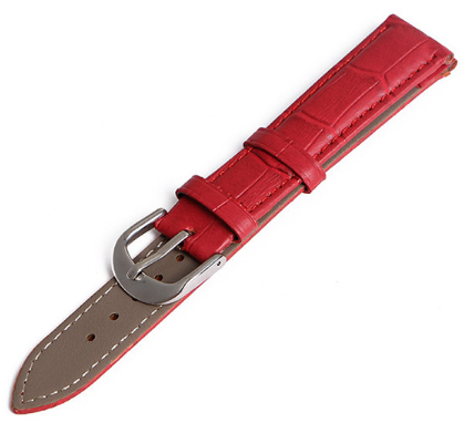 22M Ремешок кожа HB (Италия) Красный