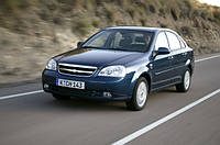 Брызговики модельные Chevrolet Lacetti (Лада Локер)