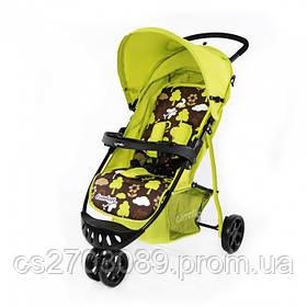 Прогулочная коляска CARRELLO Comfort CRL-1405 GREEN