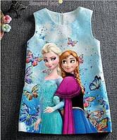 Детское платье Эльза