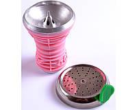Чаша для кальяна (розовая) А-29