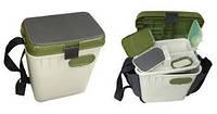 Ящик для зимней рыбалки, рыболовный ящик AQUATECH с карманами