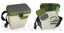 Ящик рыболовный AQUATECH с карманами
