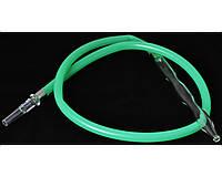 Шланг для кальяна силиконовый (1,8м) H-112 Зеленый