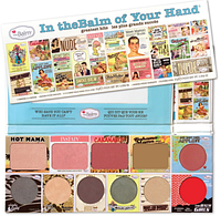 Палитра для макияжа In TheBalm Of Your Hand