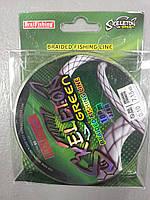 Шнур SKELETON GREEN 100 m 0,06-0,45 мм, фото 1