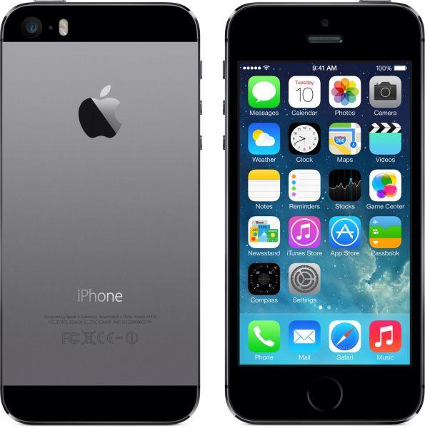 Original Apple iPhone 5S 64Gb Space Gray Neverlock refurbished