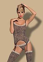 Костюм девушки-леопарда Obsessive Jungirl suit