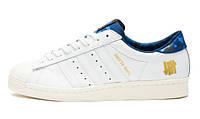 Кроссовки Adidas Superstar Undefeated X Bape X Consortium 80V White