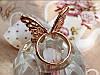 Женское кольцо с бабочкой 16 размер, фото 3
