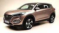 Защита картера двигателя и КПП Хюндай Туксон (с 2016 года) Hyundai Tucson
