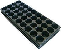 Касети з піддоном 36 вічок (щільність 450 г/м2)