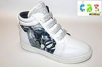 Детская демисезонная обувь ТМ. Meekone для девочек (разм. с 32 по 37 )