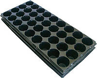 Касети з піддоном 36 вічок (щільність 700 г/м2)