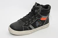Детская обувь оптом. Детская демисезонная обувь бренда Y.TOP для мальчиков (рр. с 32 по 37)