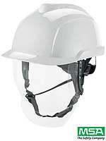 Шлем для электриков MSA-KAS-VG950 изготовлен из пластика ABS