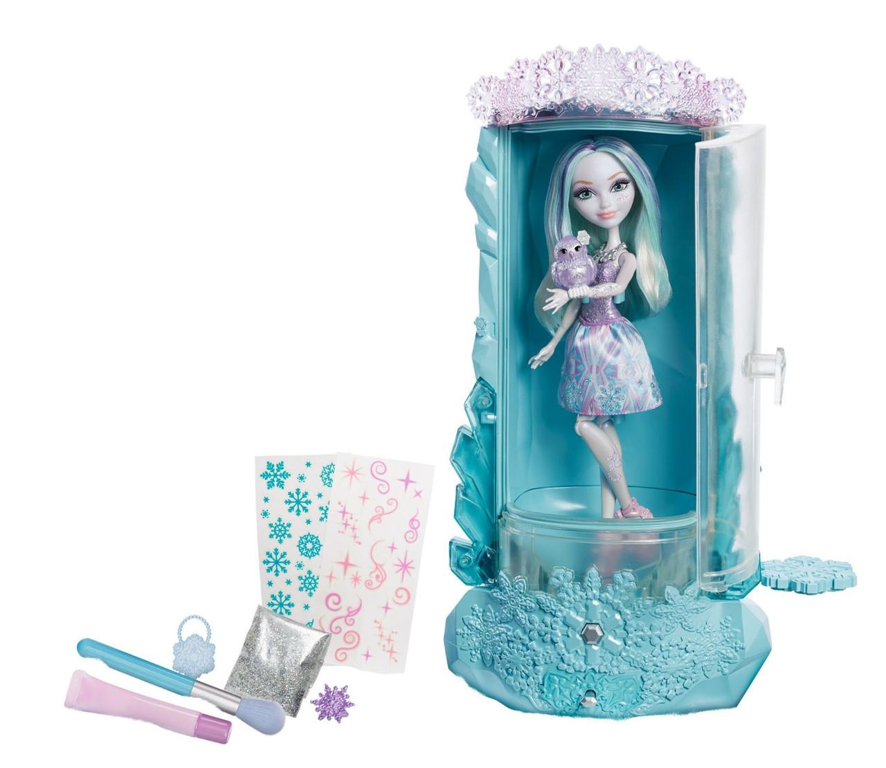 Кукла эвер афтер хай Кристал Винтер и игровой набор серия эпическая зима Ever After High Epic Winter Winter