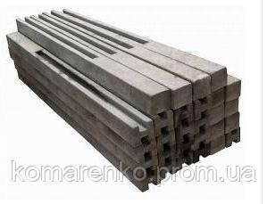 купить столб из бетона