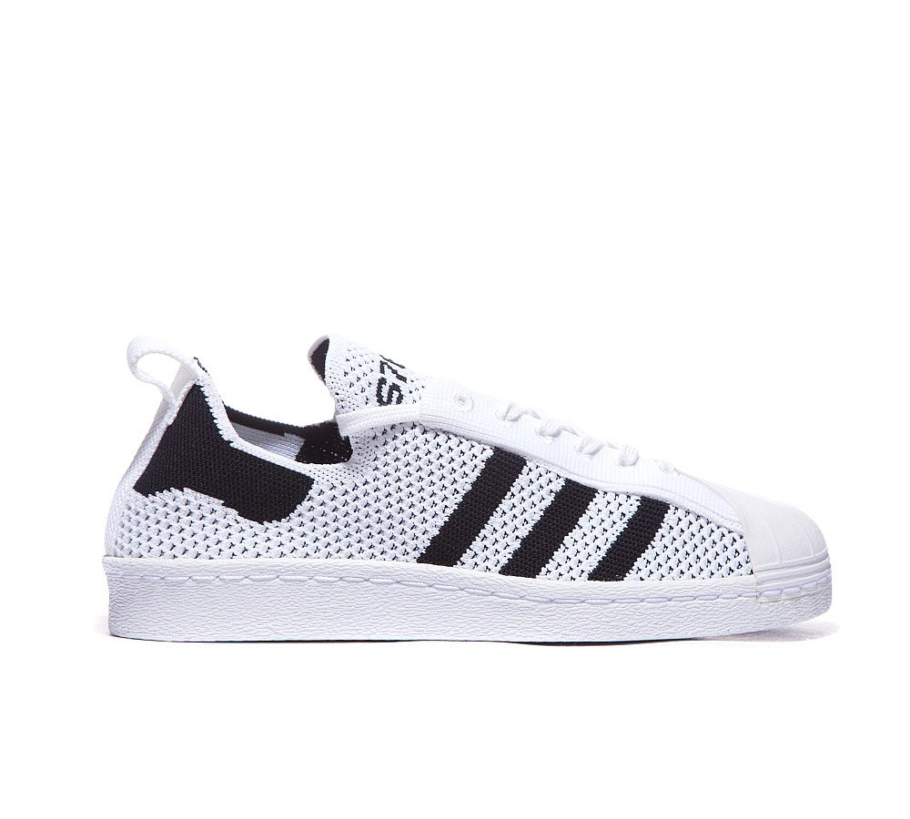 Кроссовки Adidas Superstar Primeknit 80s White - Интернет магазин обуви  «im-РоLLi» в 946d7b1a4448b