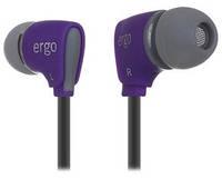 Наушники c микрофоном ERGO VM-110 Violet