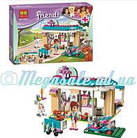 """Конструктор Bela Friends """"Ветеринарная клиника"""": 203 деталей, 3 фигурки (аналог Lego Friend)"""