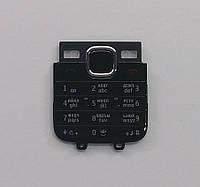 Клавиатура для мобильного телефона Nokia C2-00  русская, High Copy черная