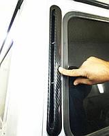 Карбоновые задние крышки стоек на Mercedes G-Сlass W463, фото 1