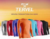 Детское термобелье Tervel COMFORTLINE зональное бесшовное теплое кофта термокофта