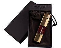 Зажигалка подарочная HONEST (gold) №134-3