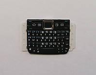 Клавиатура для мобильного телефона Nokia E71 русская, High Copy черная