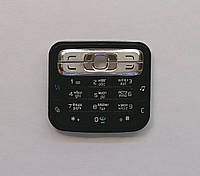 Клавиатура для мобильного телефона Nokia N73   русская черная