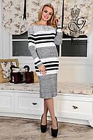 Женское платье облегающее платье-миди Лилу-2