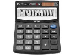 "Калькулятор ""Brilliant"" BS-210 настольный"
