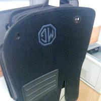 Коврики салона MG 5 super vel черные