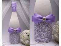Свадебное шампанское 5
