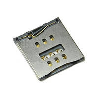 IPhone 5 коннектор сим-карты