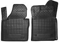 Полиуретановые передние коврики для Volkswagen Touran I 2010-2015 (AVTO-GUMM)