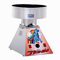 Аппарат для приготовления сладкой ваты Кий-В УСВ-5 Пони