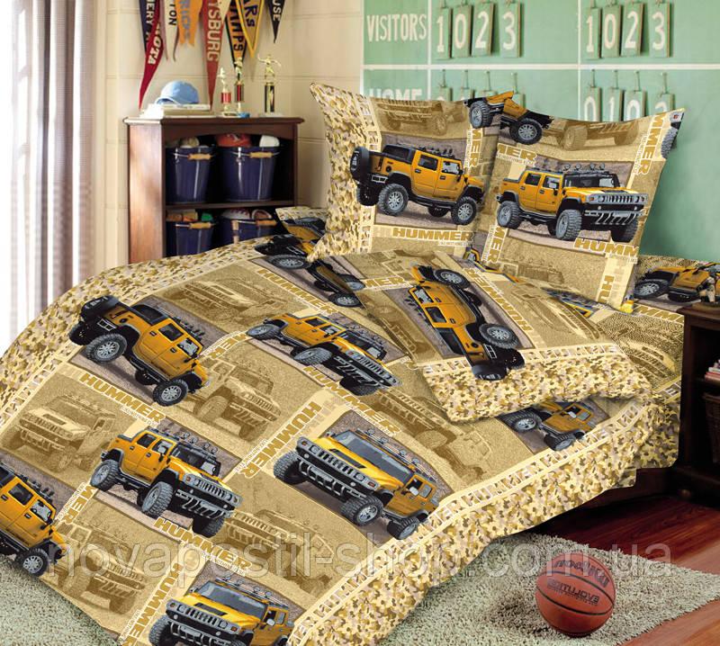 Детское постельное белье подростковое Сафари