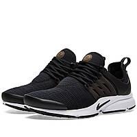 Оригинальные  кроссовки Nike W Air Presto Black & White