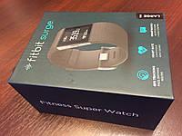 Фитнес-трекер Fitbit Surge Black Large смарт часы/спортивный браслет