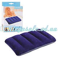 Надувная подушка 48х32 см (Intex 68672)
