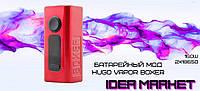 Батарейный мод Hugo Vapor BOXER 160W TC, фото 1