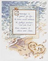 """Набор для вышивания крестом """"A Marriage Is...//Брак это..."""" Janlynn"""