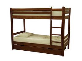 Двухъярусная кровать для детей, модель Л-302. Скиф
