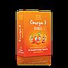 «Омега 3 Апельсина» – первоклассный рыбий жир с апельсиновым вкусом в виде жевательных капсул. Идеально подходит для детей